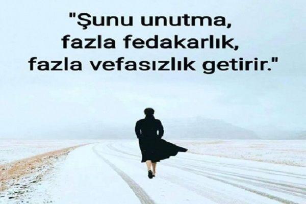Photo of Fedakarlık Sözleri