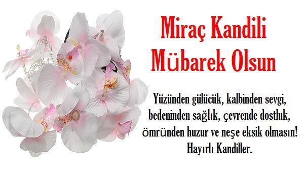 Photo of Miraç Kandili Mesajları