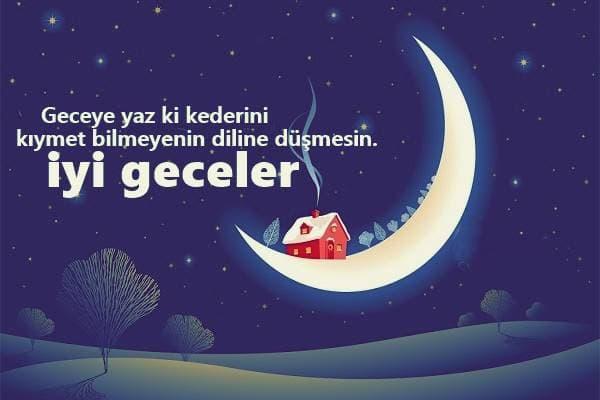 Photo of İyi Geceler Sözleri